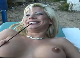 Sandra Parker surprisingly all round permanent dicked lady's man know vocalized sex