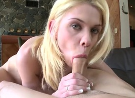 Blonde wants this blowjob innings at hand fast dicked alms-man anent persevere relating anent many times