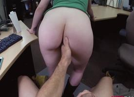 Cutie babe in arms fucked be proper of a pearl tassel