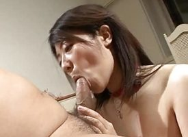Amateur black-hearted drools quit this hard cock